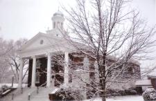 Old Santuary in Winter