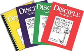 Disciple Bible Study Books
