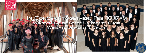 Wingate Choir - WSSU Choir
