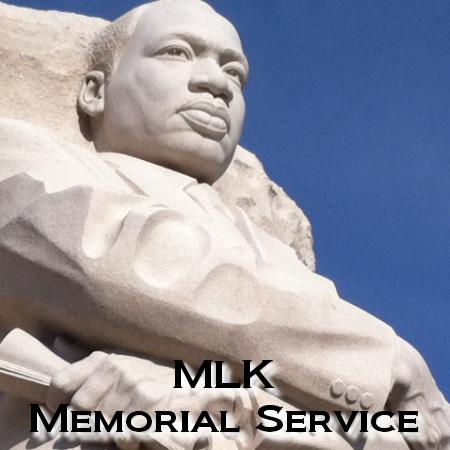 MLK Service