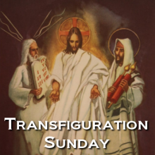 Transfiguration Sunday