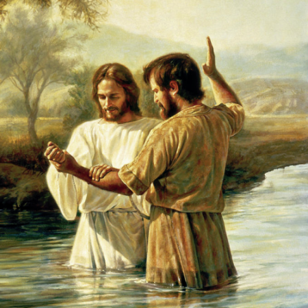 Claimed and Called - The Baptism of Jesus - Main Street UMC