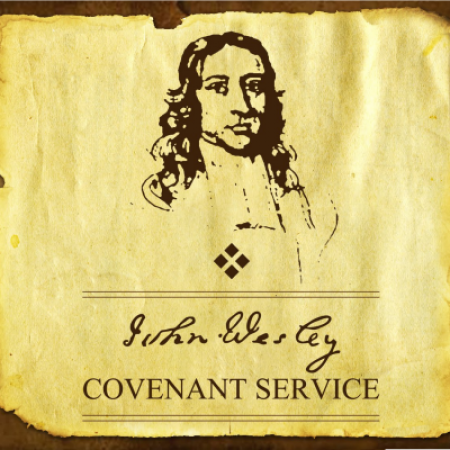 Wesley Covenant Service
