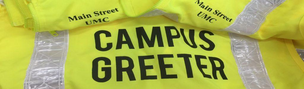 Campus Greeter
