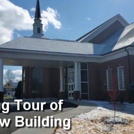 Walking Tour New Building