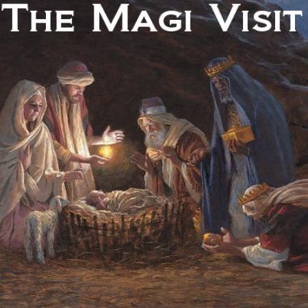 The Magi Visit