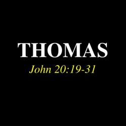 John 20: 19-31