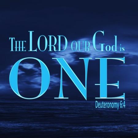Deut. 6: 4