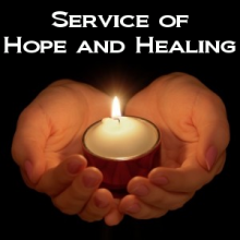 Service of Hope and Healing