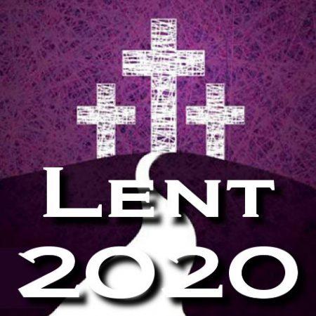 Lent 2020