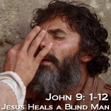 John 9-1-12