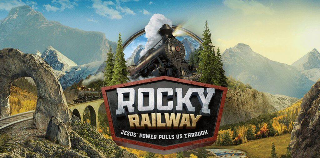 Rocky Railway Banner
