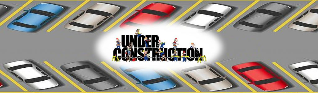PARKING LOT construction update: