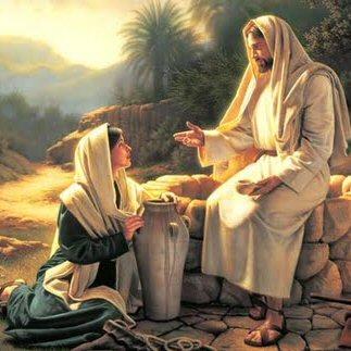 John 4 - Samarian Woman