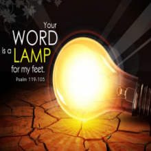 Psalm 119 - Lamp and Light