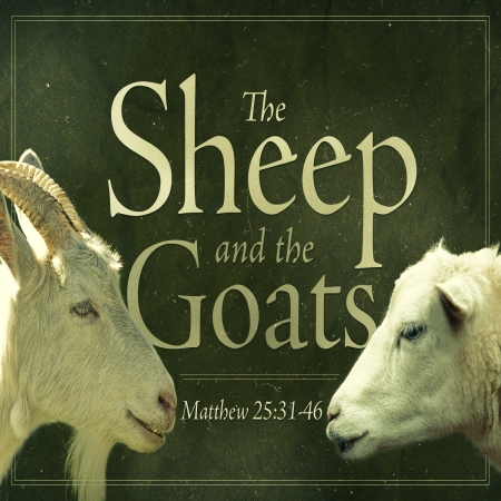 Sheep and the Goats