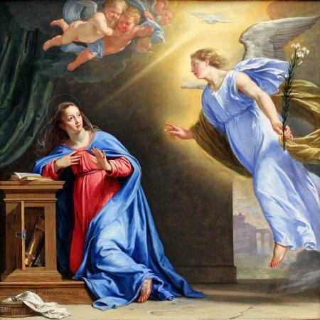 """Luke 1: 26–38 """"Do Not Be Afraid!"""""""