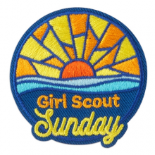 Girl Scout Sunday